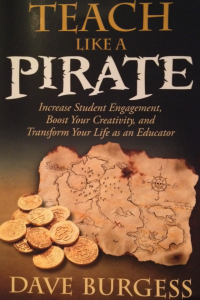 Teach Like A Pirate cover