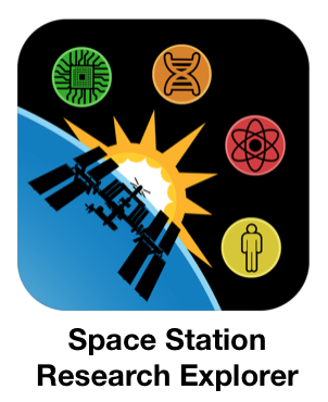 Space Station Research Explorer App
